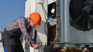 Commercial HVAC repair services