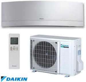Ductless heat pump by Daikin